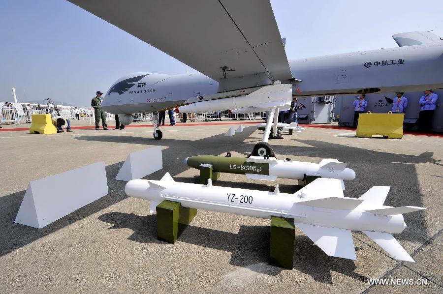 نجاح طائرات الصينية بدون طيار wing long في الصحراء الجزائرية - صفحة 2 F201211131659032156171781